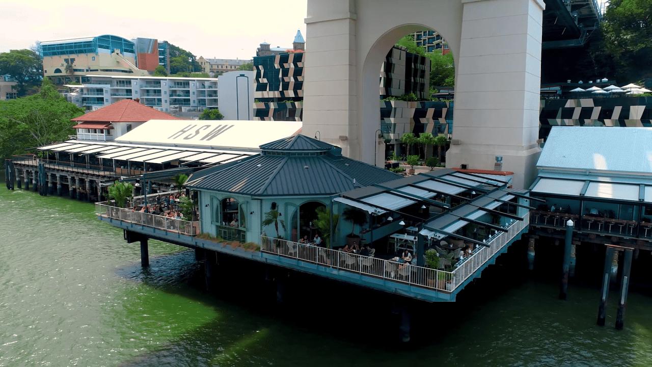 Motorised; Waterproof; Retractable-Louvre-Roof-System-Terrace; Pergola; ; Rooftop; Bar; Brisbane