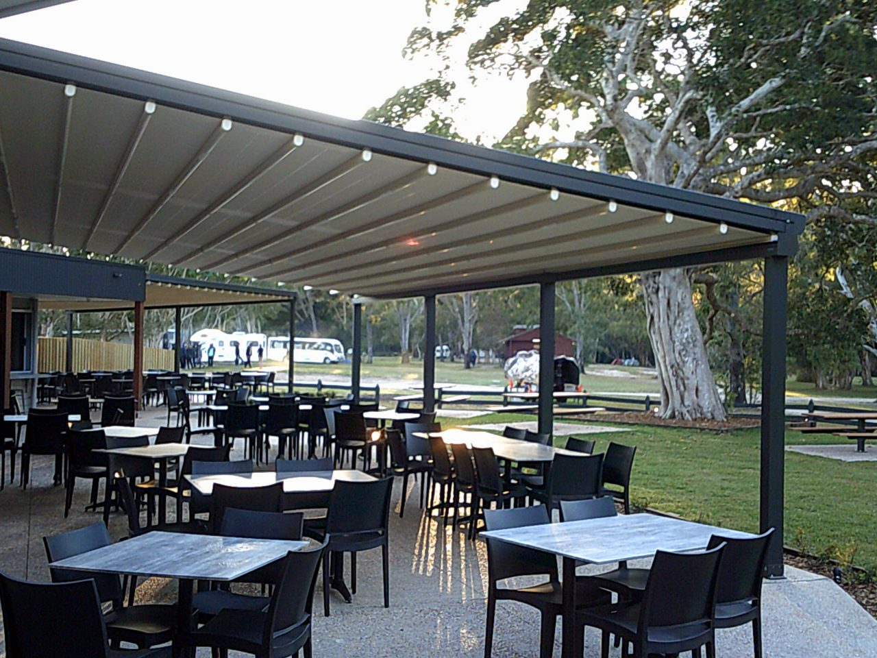 Retractable Roof Awnign Noosa