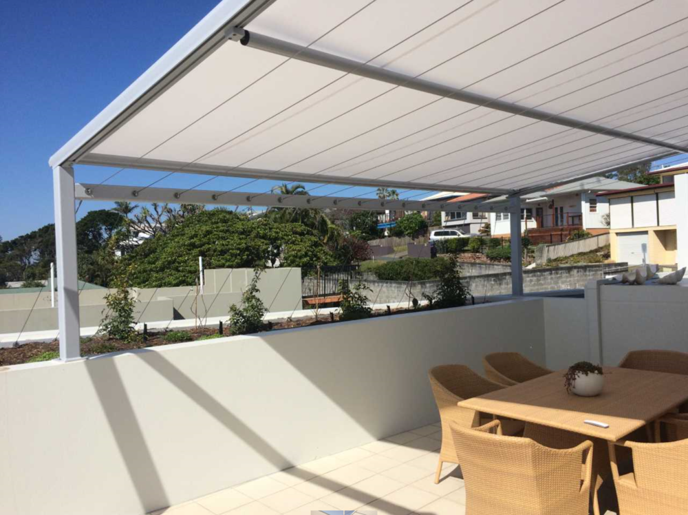 commercial awnings and blinds Conservatory Awning sun protection brisbane