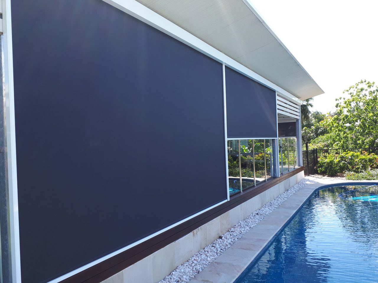 blinds, solar, Brisbane, awnings brisbane, external blinds brisbane