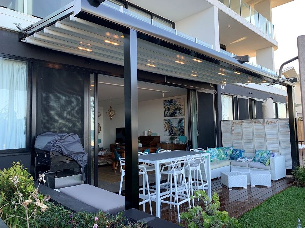 retractable Roof System awnings brisbane