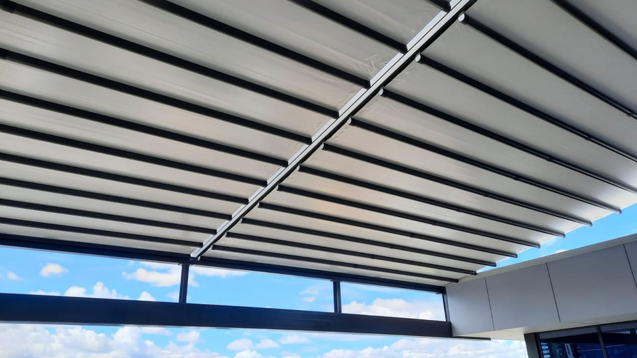 retractable motorised Awning Brisbane