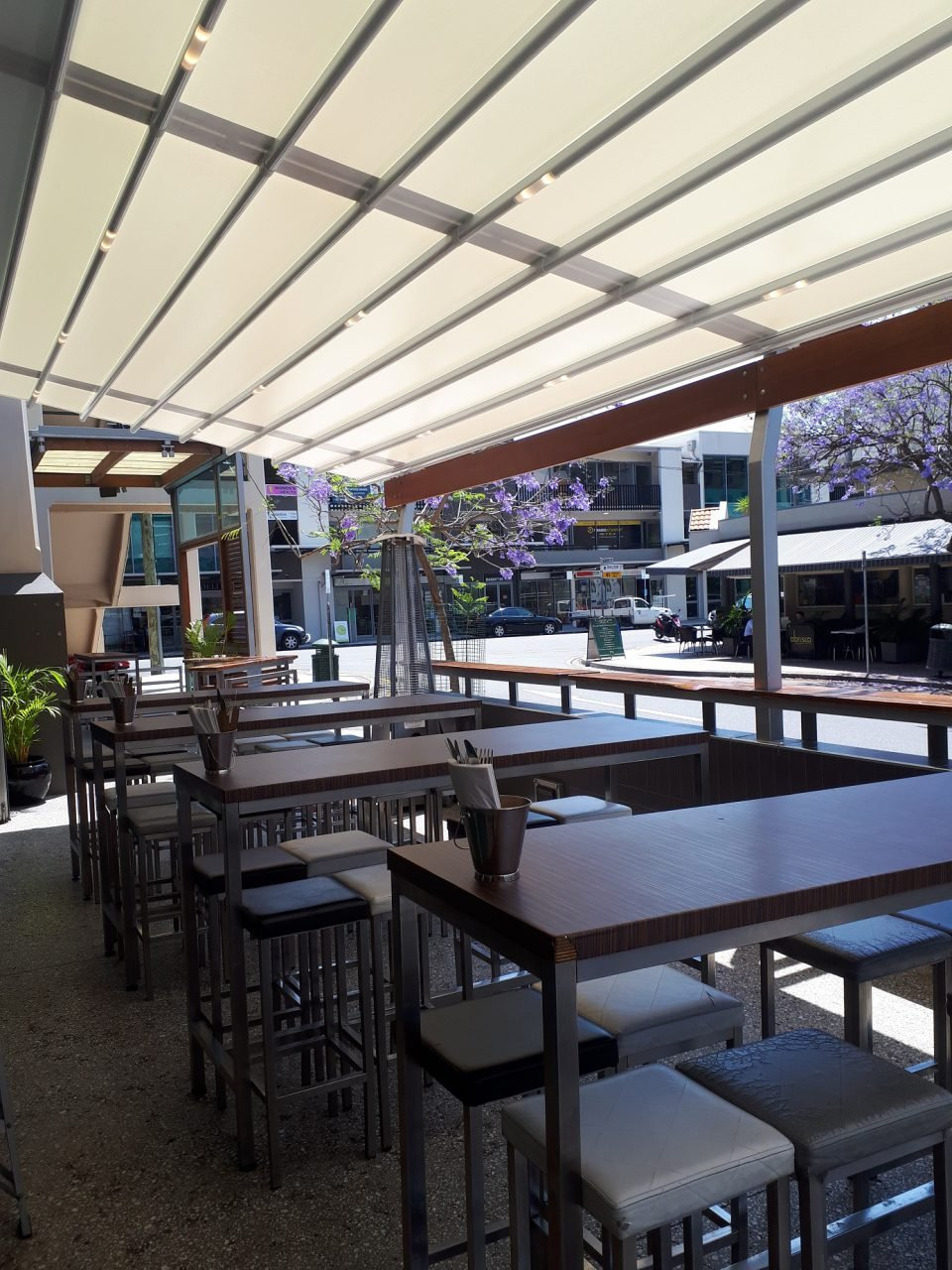 Retractable Roof Awnings Brisbane
