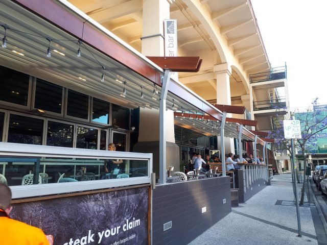 outdoor awning Retractable Roof System Awning Brisbane