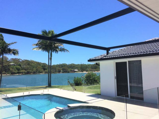 Retractable Roof System Awning Brisbane