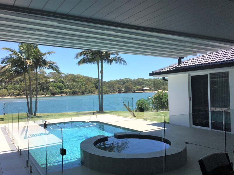 Retractable Roof System Residential AwningsBrisbane