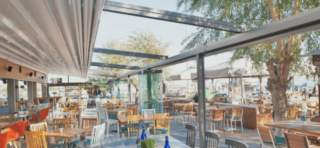 Retractable Roof System Restaurant AwningsBrisbane